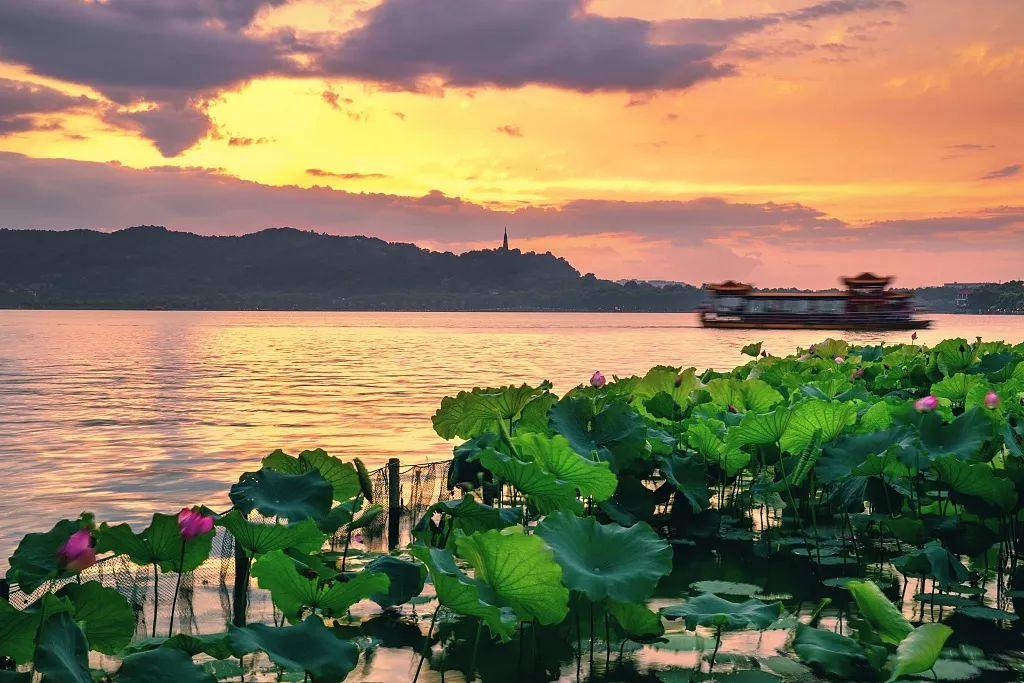 △杭州西湖