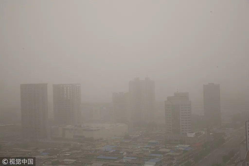 """▲临汾""""毒雾""""事件。图源:视觉中国。"""