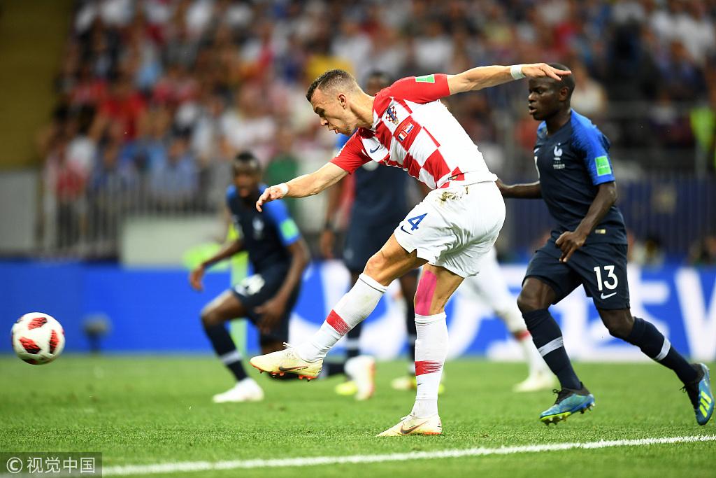 2018世界杯决赛:法国克罗地亚巅峰对决