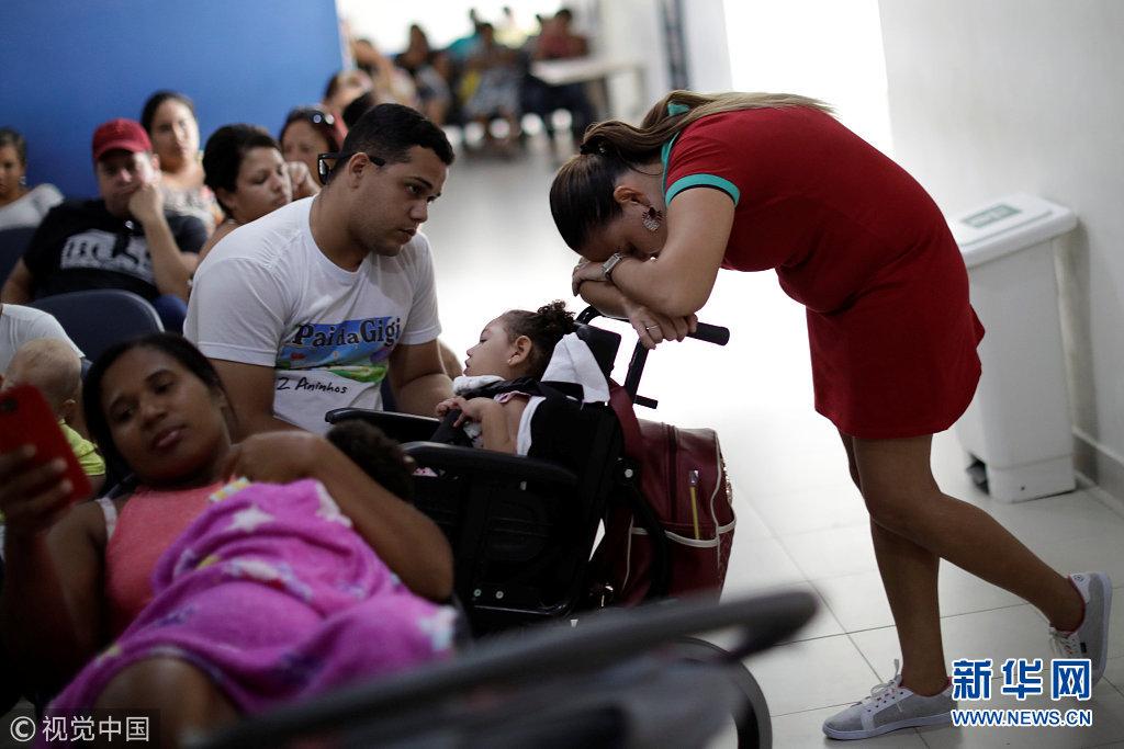 巴西寨卡病毒爆发三年 那些患病婴儿怎样了