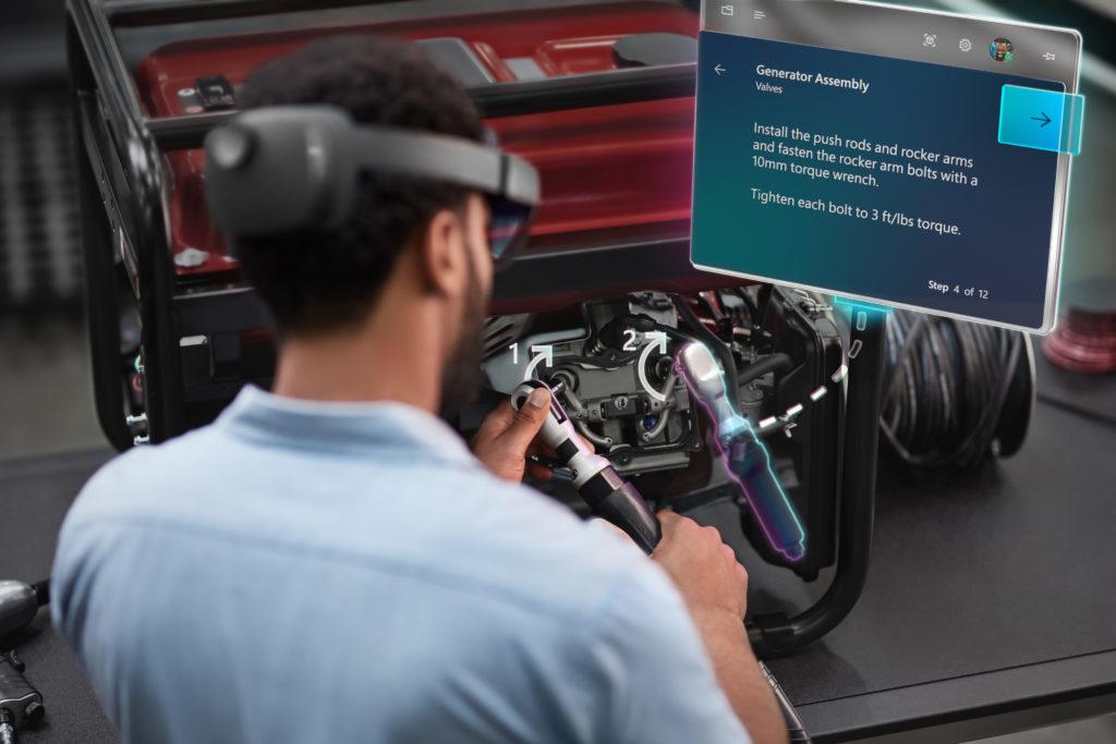 绥化信息网_性能退化还是低贱 微软第二代高端MR眼镜HoloLens 2公布