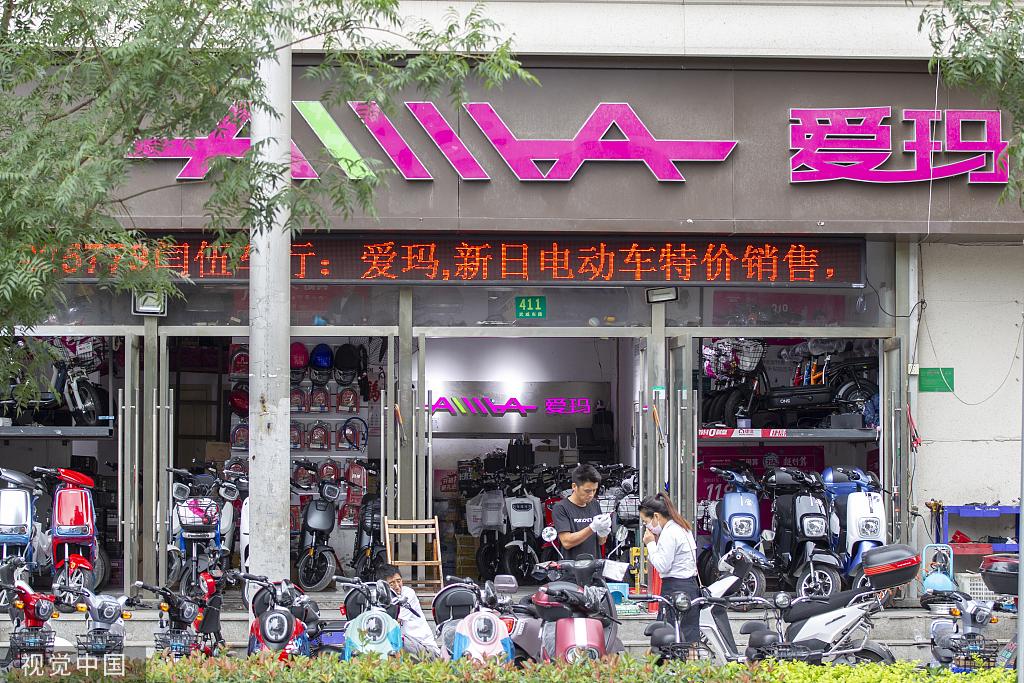 爱玛科技继续闯关IPO,共享单车