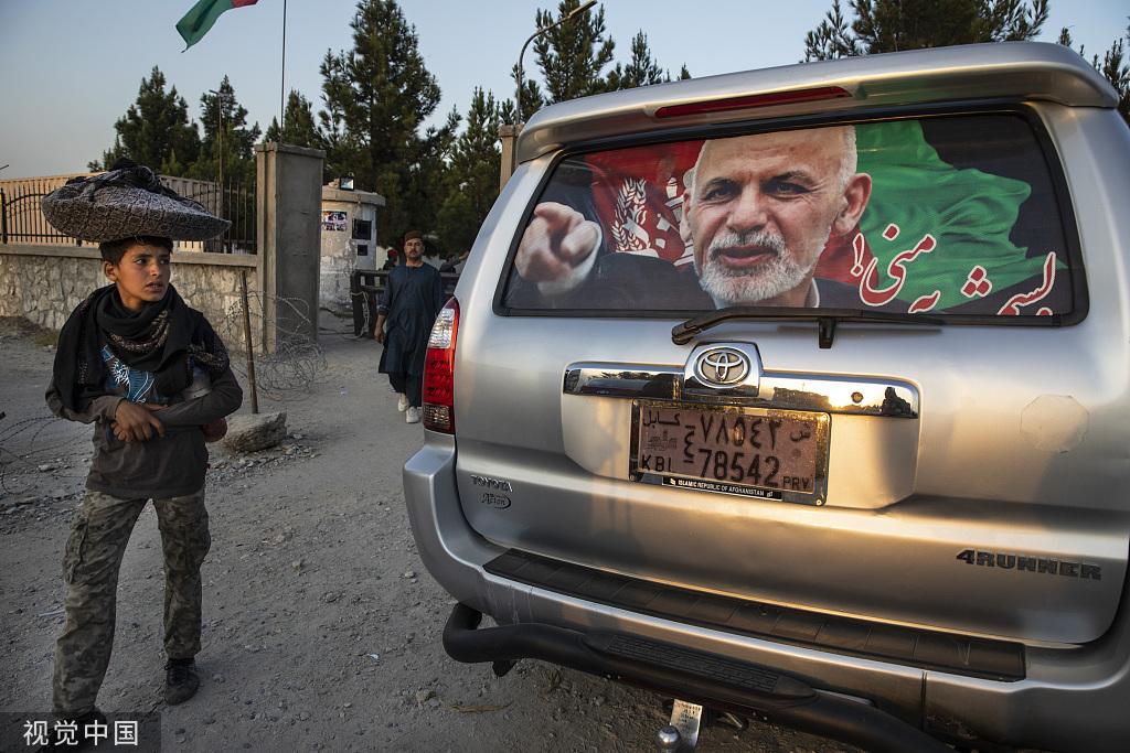 阿富汗今日大选,塔利班威胁将攻击投票站