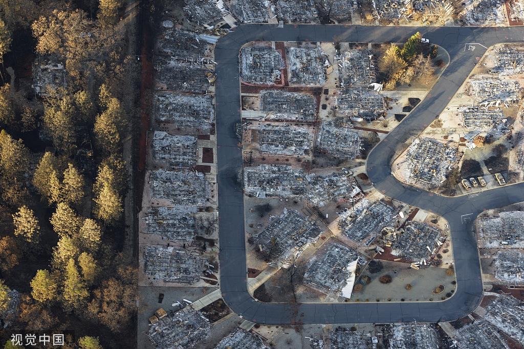 为防山火加州80万人将被断电 居民:怎么不修基建