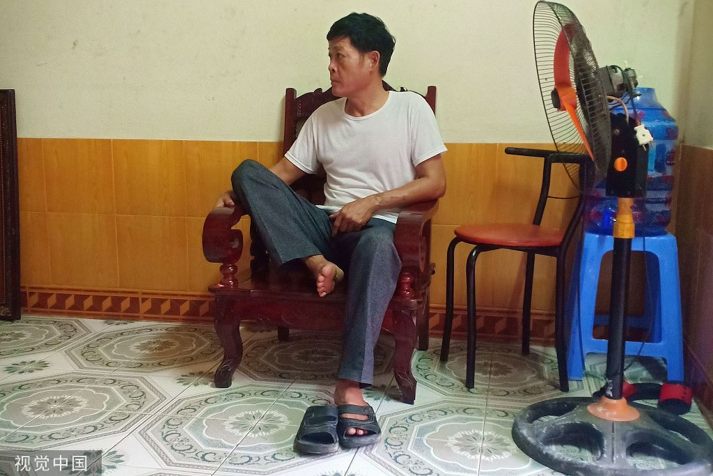 范氏茶眉的父亲Pham Van Thin  图源:视觉中国