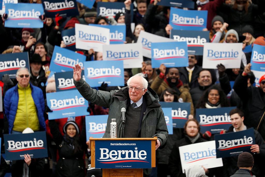 """明年美国大选将对华尔街开战?花旗银行替富翁""""喊冤"""""""