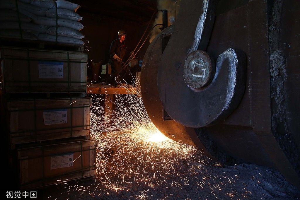 机构:钢市持续增长 今年粗钢消