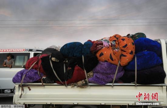 土耳其称消灭数百恐怖分子 叙谴责造成平民伤亡