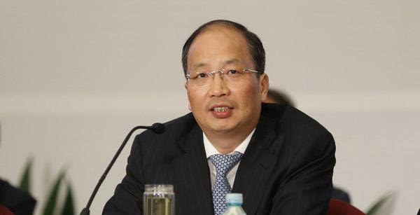 中国工商银行董事长易会满。资料图