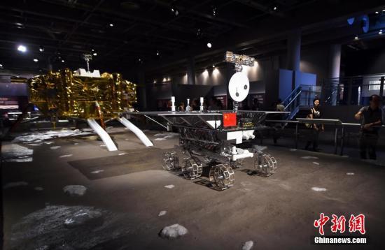 中国计划建有人月球基地 英媒:居住月宫梦想或成真