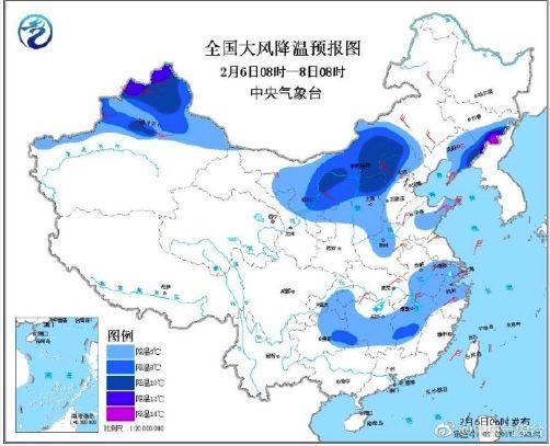 明天降温!宁夏要迎来一波冷空气!初五最低气