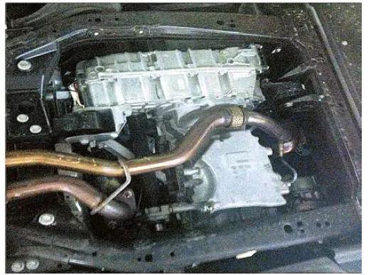 【维修案例】凯迪拉克SRX低速转向时有异响