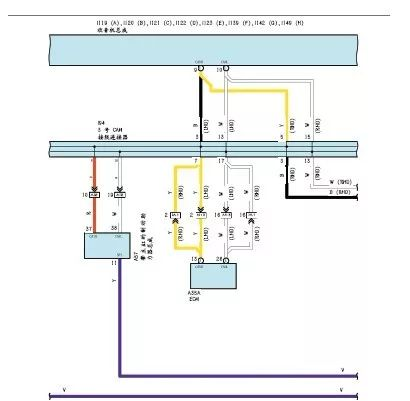 【维修案例】雷克萨斯NX300H后视野监视系统无法正常工作