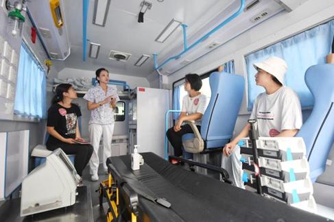 """北京东区儿童医院开通患儿""""一对一""""健康管家服务"""
