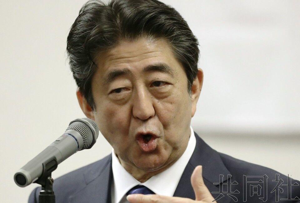 """日媒:安倍欲实现中日首脑会谈 今后或不""""拜鬼"""""""