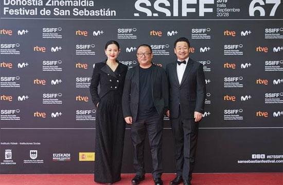 王景春亮相圣巴斯蒂安电影节 回到梦开始的地方