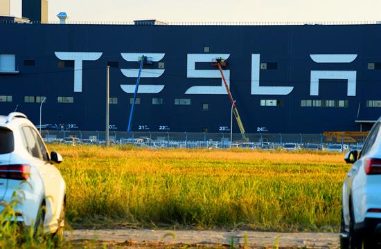 特斯拉国产箭在弦上 新能源车市