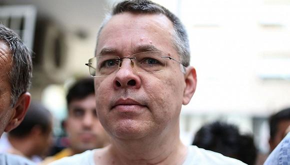 土耳其第三次拒绝释放美籍牧师 特朗普:这事没完!