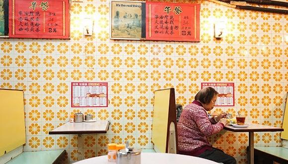 香港乐乐茶餐厅 图片来源:MOHKC.COM