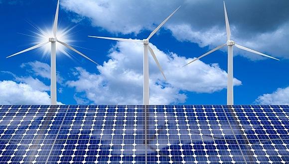 去年中国清洁能源投资下挫三成