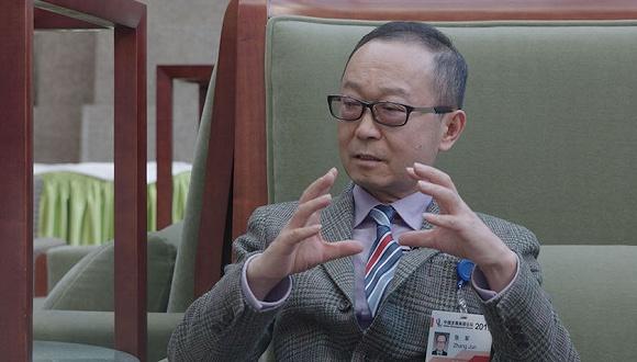 """""""近年来中国经济增速放缓去年中国GDP同比增长6.6%"""