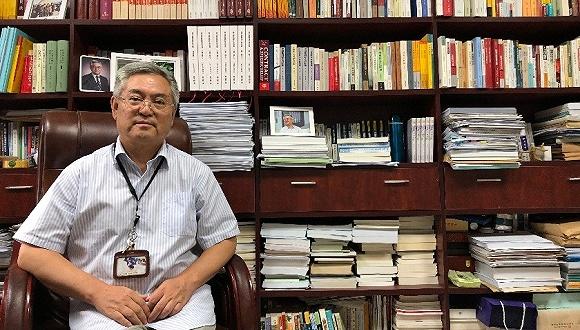 杨立新:中国的民法典是21世纪的民法| 新中国70周年·民生访谈