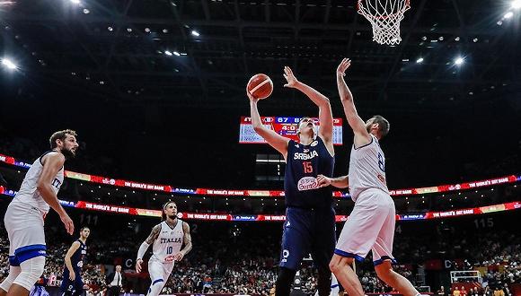 【转载】篮球世界杯16强落位,中国将参加17-32排位赛争夺奥运资格