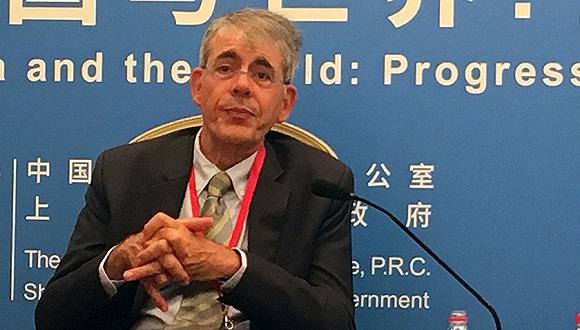 """文森特·科恩:""""一带一路""""是中国中西部经济发展的好机会"""