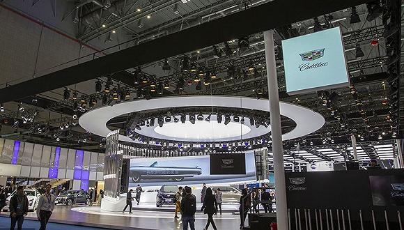 8月上汽通用新车零售同比降15.67% 销售同比降13.77%