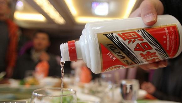 贵州茅台涨幅超5% 白酒股三季度