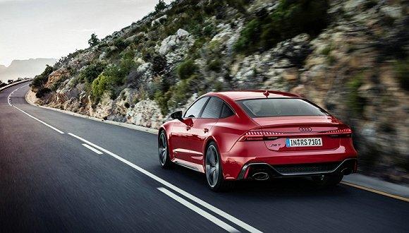 新车 | 全新一代RS7 Sportback,一个不容小觑的狠角色