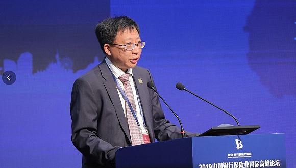 建行副行长纪志宏:数字经济背景下,银行面临四重风险和挑战