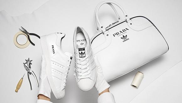 Prada与Adidas联名来了 为什么奢侈品牌与运动品牌频频合作