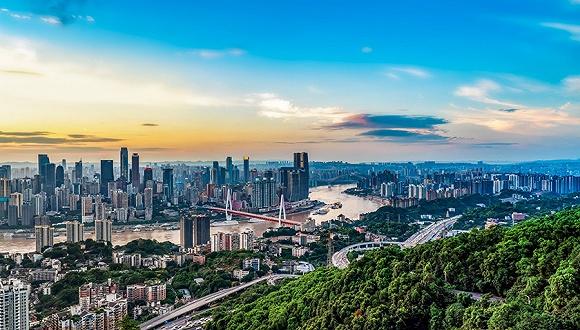 重庆自贸试验区挂牌三年,创造全市七成进出口贸易额