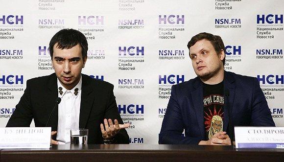 斯托里亚洛夫和库兹涅佐夫。图片来源:视觉中国