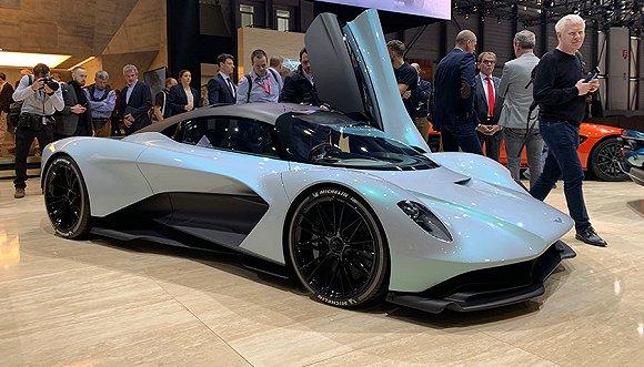 2019日内瓦车展| 阿斯顿·马丁首款电动suv来了