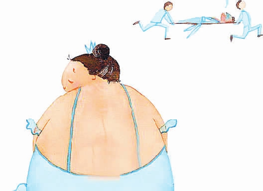 破除7大减肥谎言 减肥再也不走弯路