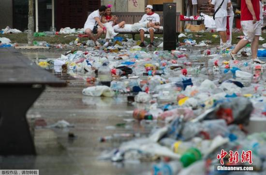 研究称:乏配套政策鼓励 全球塑料瓶回收率仅14%