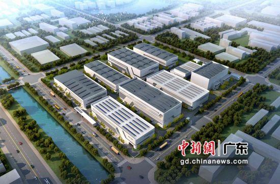 中广核加速器智能制造基地落户苏州