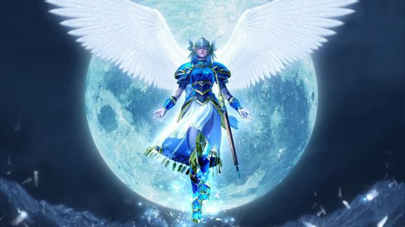 系列正统新作《北欧女神:蕾娜斯》专题站上线