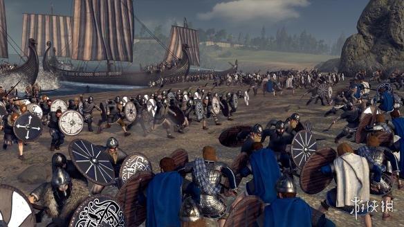 《全面战争传奇:大不列颠王座》维京海盗派系势力特色详情