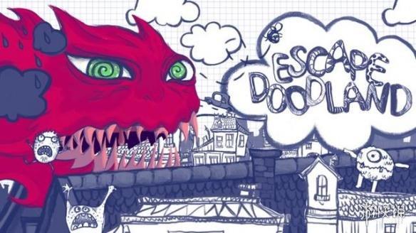 涂鸦风游戏《逃离杜德岛》在众筹最后时限达成目标