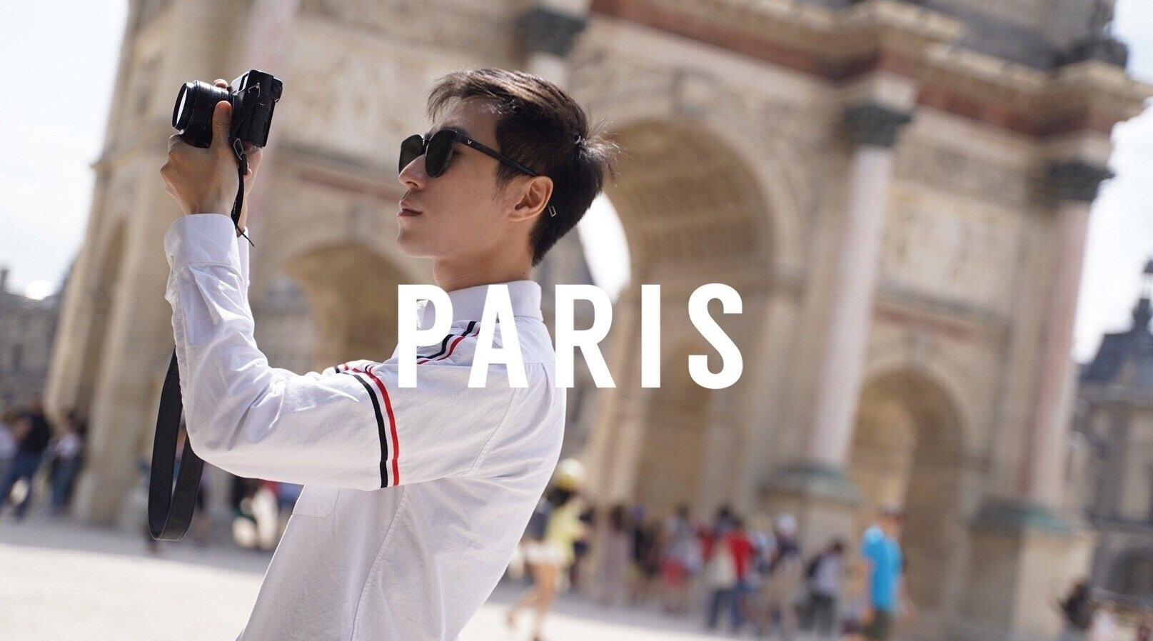 VLOG 39:愿做巴黎一闲人,走走停停  巴黎还是那么美