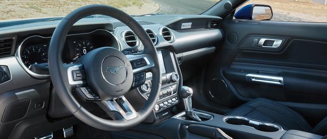 满足国六排放 2019款福特Mustang上市