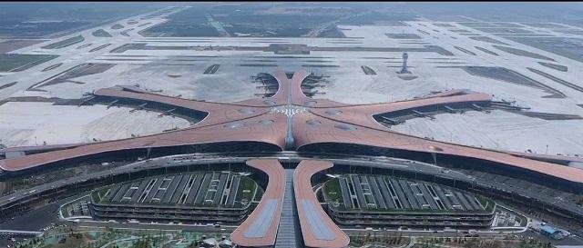 东航携手北京联通、华为在北京大兴国际机场率先实现基于5G的智慧出行