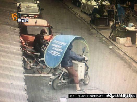 两男子大热天穿羽绒服 楼道里干见不得人的事被抓