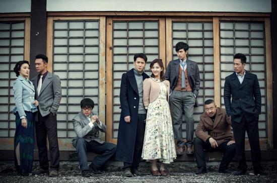 韩栋拍新剧压力大:这种类型作品几乎没怎么接过
