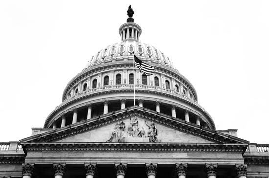 美国国会曾经充满暴力。