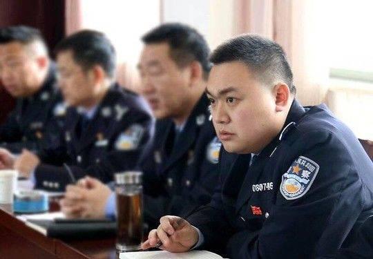 """人社部、公安部追授韩顺军""""全国公安系统一级英雄模范""""称号"""