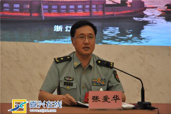 张爱华履新军委国防动员部政治工作局主任,接棒晏军